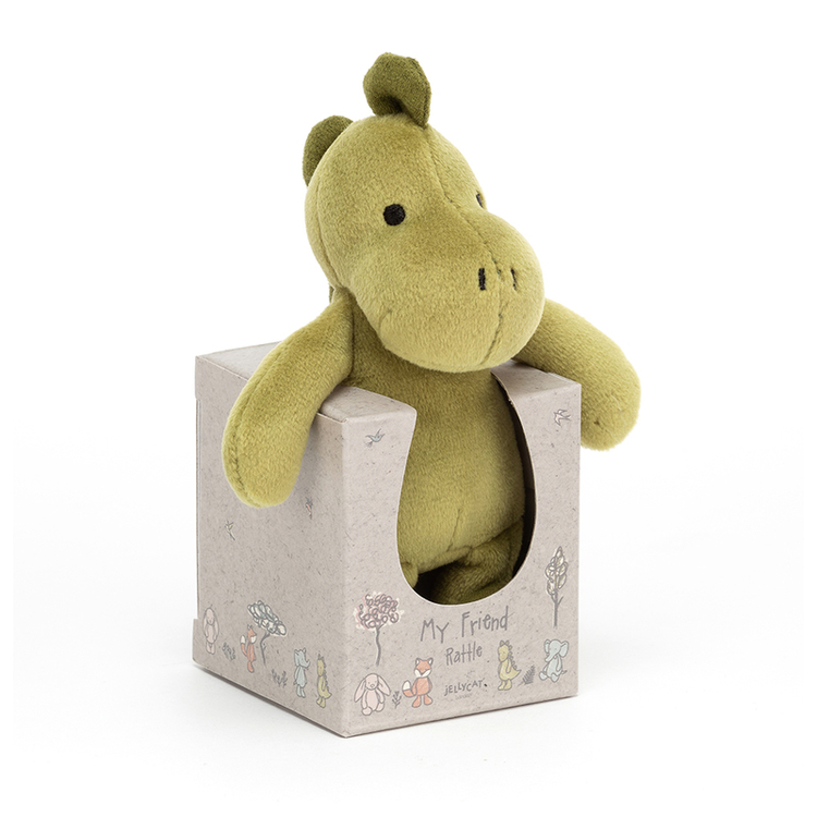 Jellycat My Friend Dino Skallra