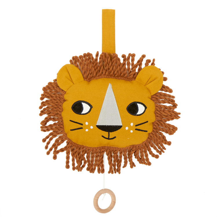Roommate Speldosa Lion