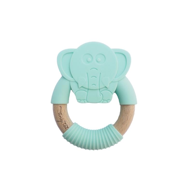 Tiny Tot Bitring Elefant Mint