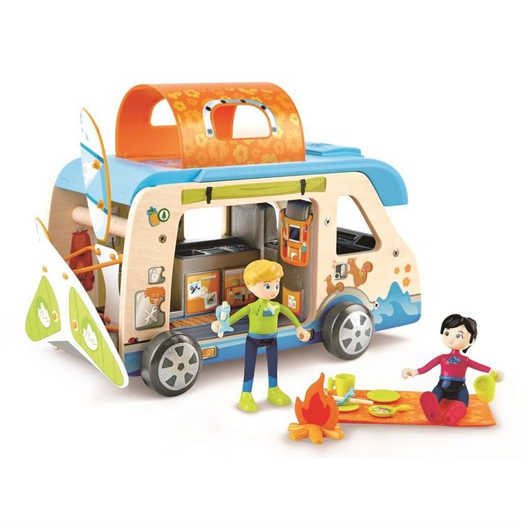 Hape Adventure Van Husbil