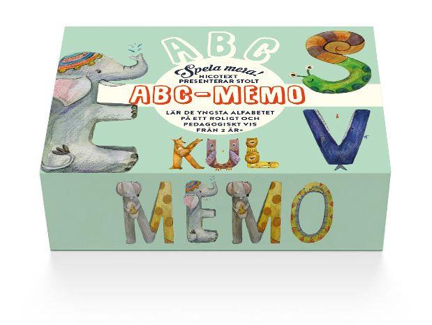 Nicotext ABC Memo