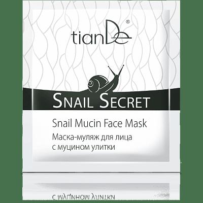 Snail Secret - Moulage-ansiktsmask - 20ml