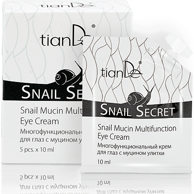 Snail Secret - ögonkräm 5 x 10ml