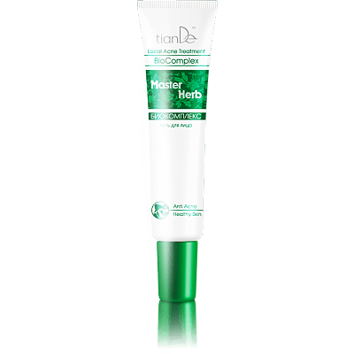 Master Herb - anti-akne gelé BioComplex - 25g