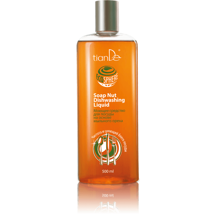 Ecosphere - Diskmedel Soap nut - 500 ml