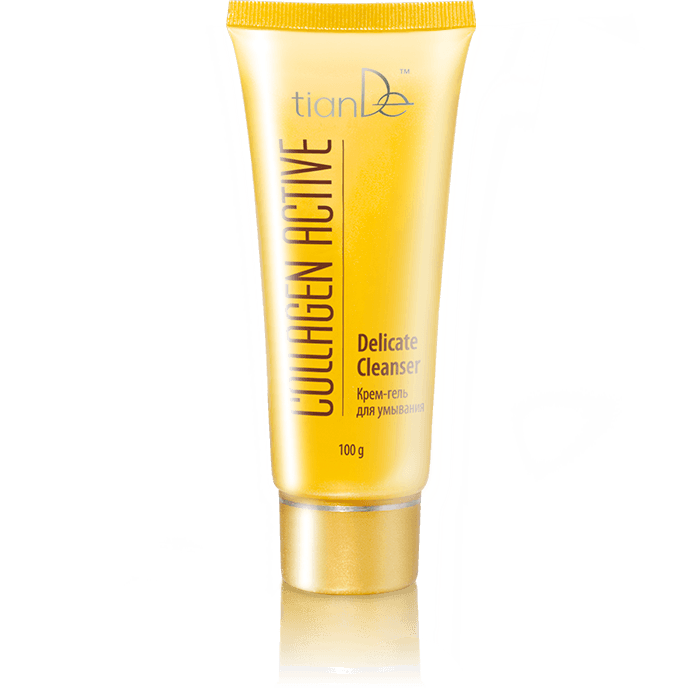 Collagen Active - Mild ansiktsrengöring - 100 g