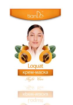 Loquat - Ansiktsmask - 18 ml