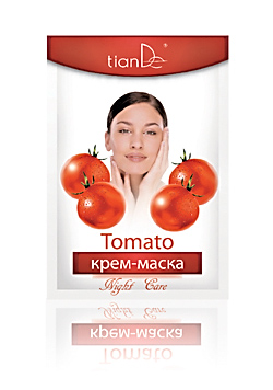 Tomat - Ansiktsmask - 18 ml