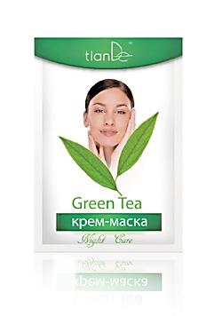 Grönt Te - Ansiktsmask - 18 ml