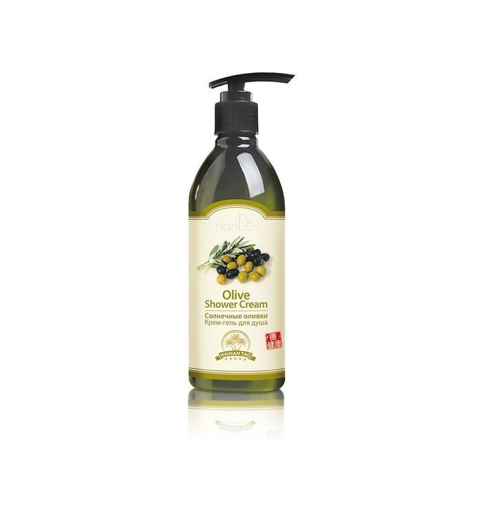 Sunny Olives - Duschkräm - 350 ml