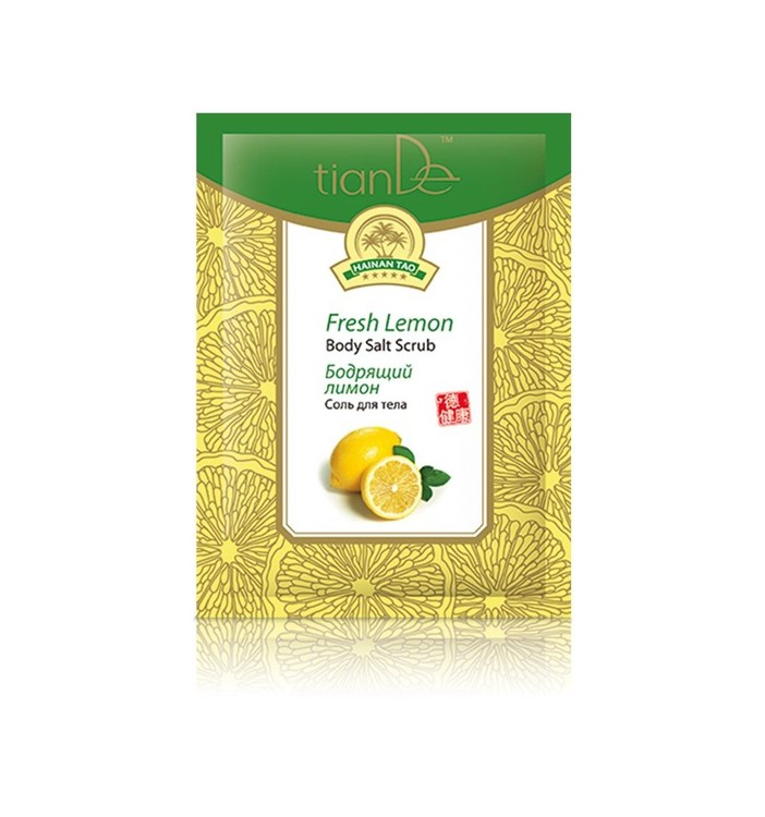 Citron - Salt - 60 g