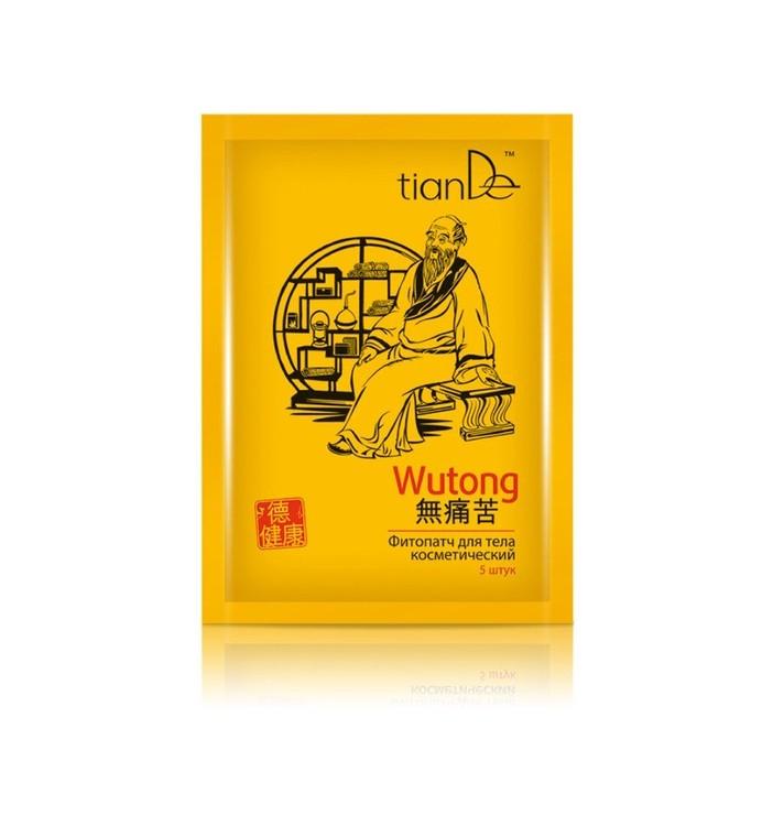 Wutong - Smärtlindrande Plåster - 5 st