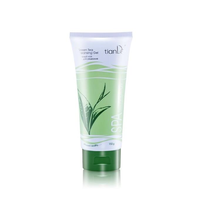 Grönt Te - Ansiktsrengöring - 150 g
