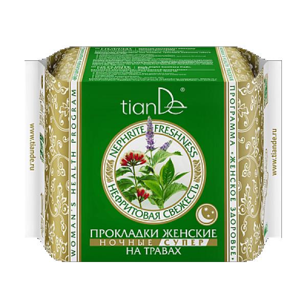 Nephritic Freshness NIGHT - Trosskyd - Örtextrakt - 10 st