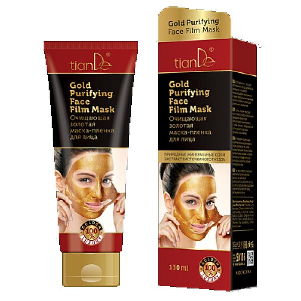 Rengörande, Guldig Ansiktsmask