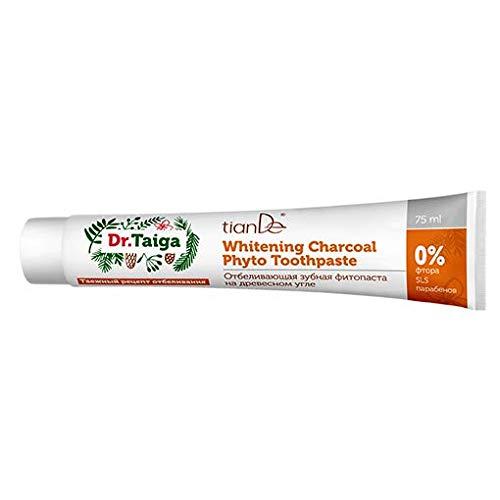 Whitening Charcoal Phyto Tandkräm