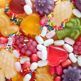 Godis snacks