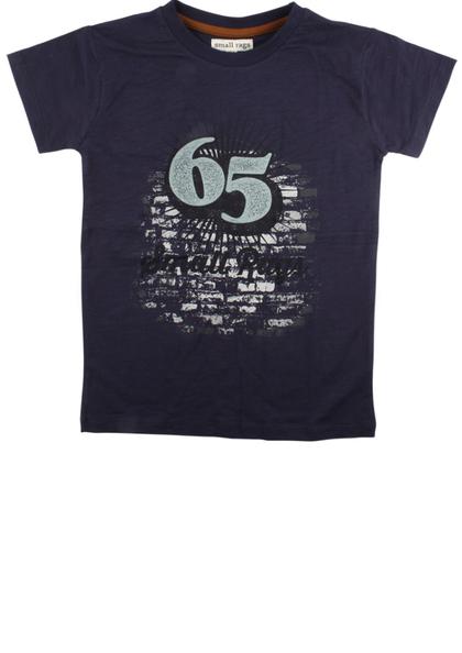 T-shirt blå/ navy