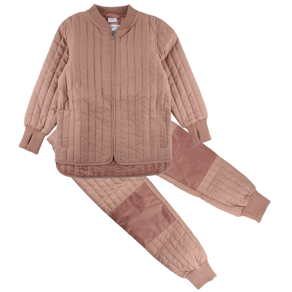 EN FANT  thermal set Rosa / old rose