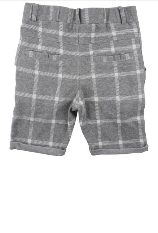 Rutiga shorts från EN FANT .