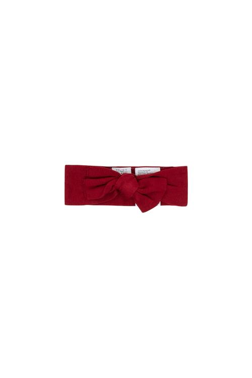 Hårband Rött