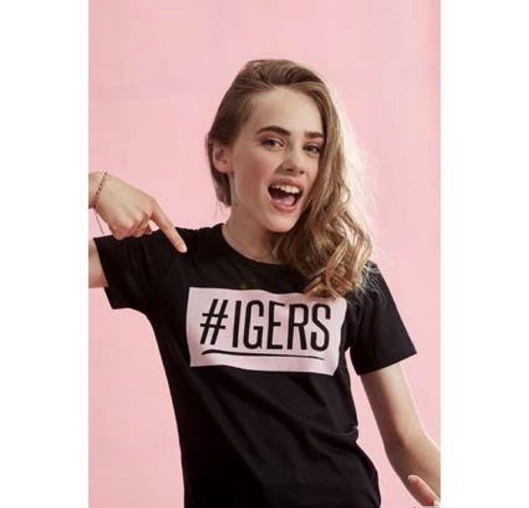 T-Shirt #igers