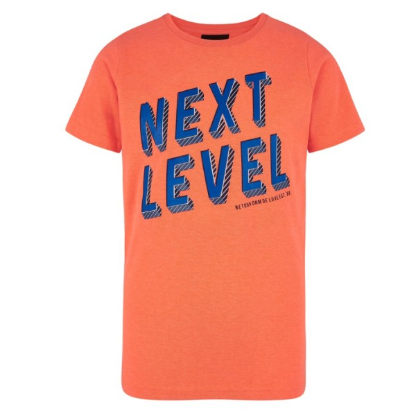 T-Shirt Andy Neon Orange