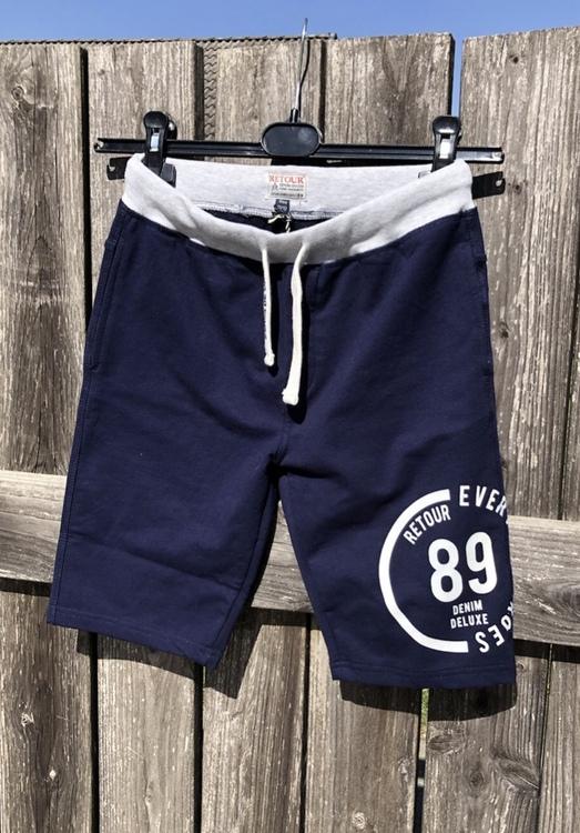 Sweet shorts Maxim blå