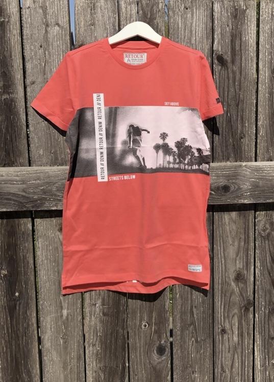T-Shirt Kik Coral