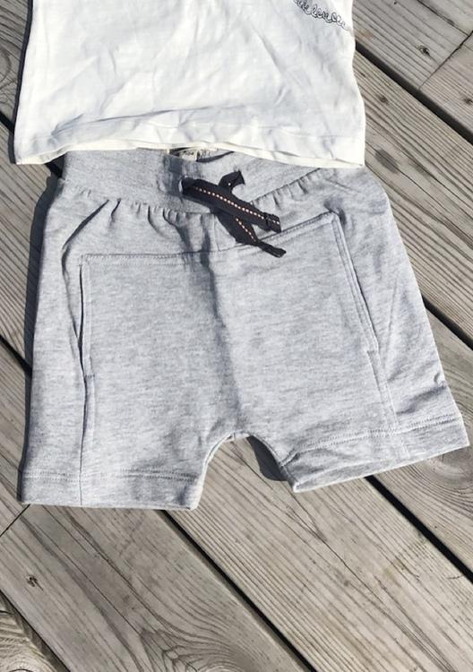 shorts grå