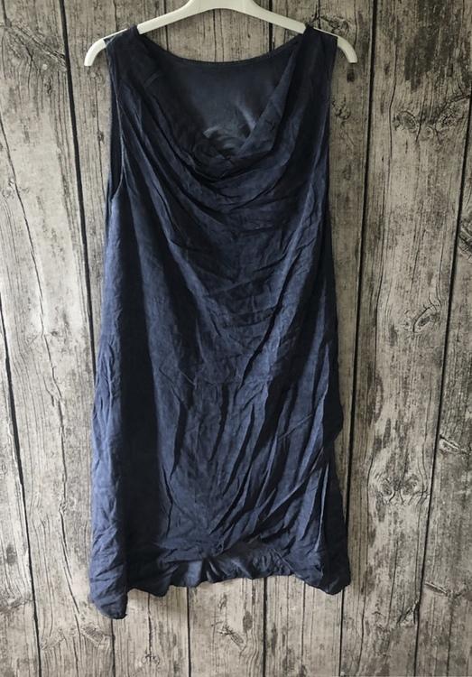 Harems Klänning Marinblå