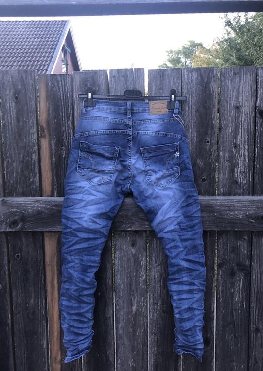 Place du jour Jeans Ljusblå