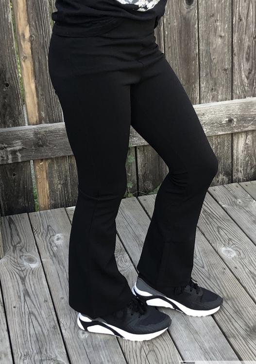 Utsvängda byxor
