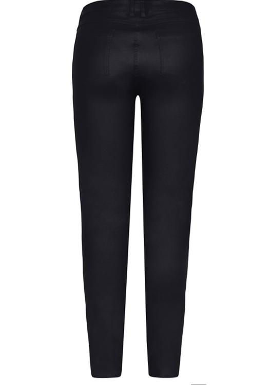 vaxade byxor i svart