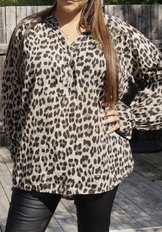 Leo skjorta