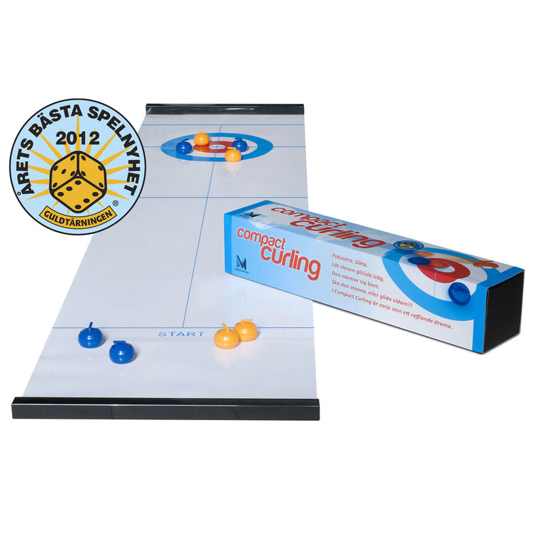 Curlingspel Martinex Compact