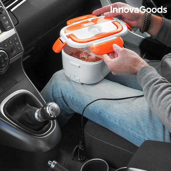 Elektrisk matlåda till bilen Innovagoods
