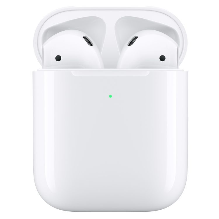 Apple AirPods med laddningsetui