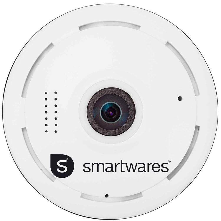 Smartwares IP-kamera 360° panoramakamera