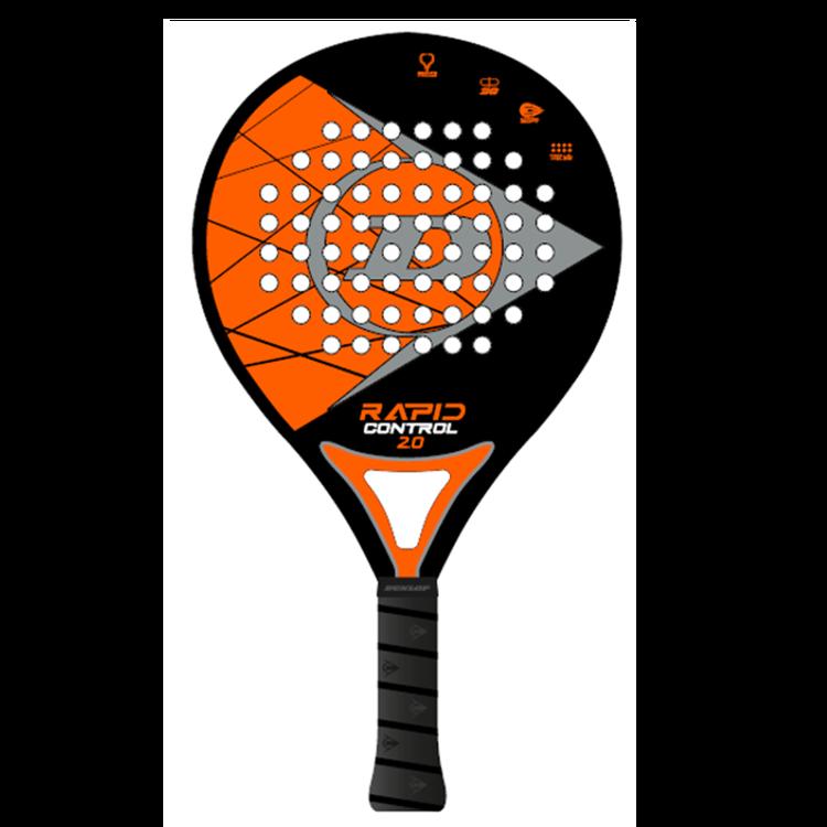 Padelrack Dunlop Rapid Control 2.0