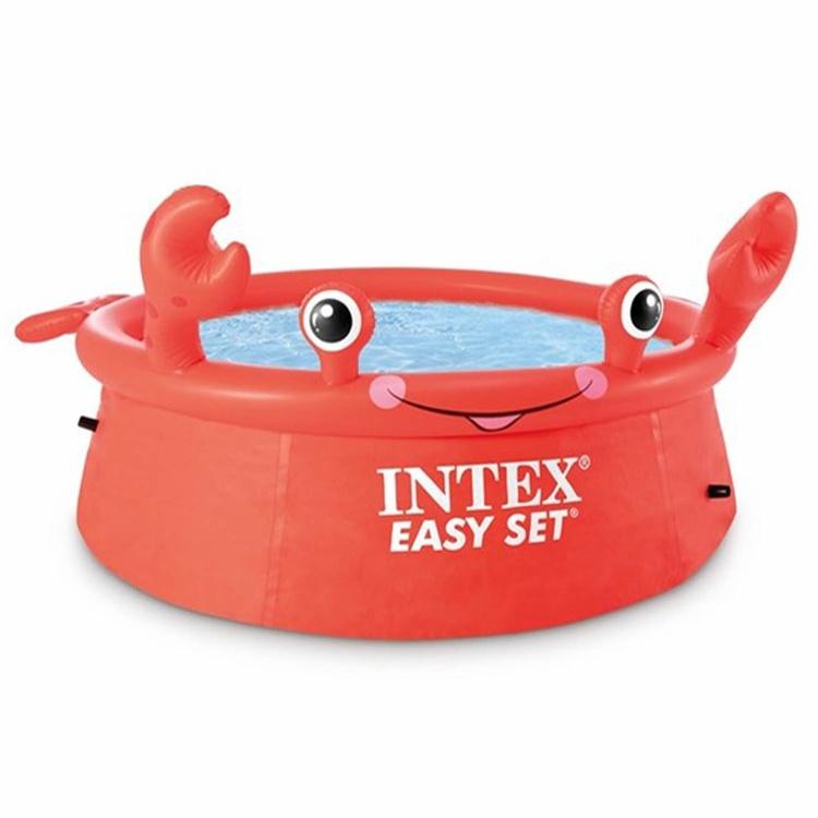 Easy Set Pool Krabba