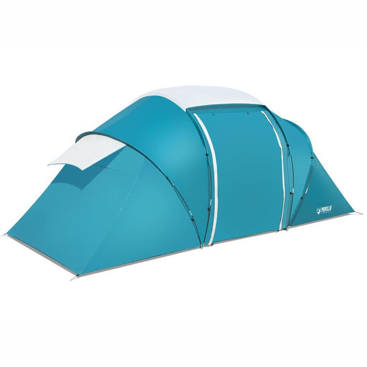 """Campingtält för 4 personer - 2 rum och """"kök"""""""