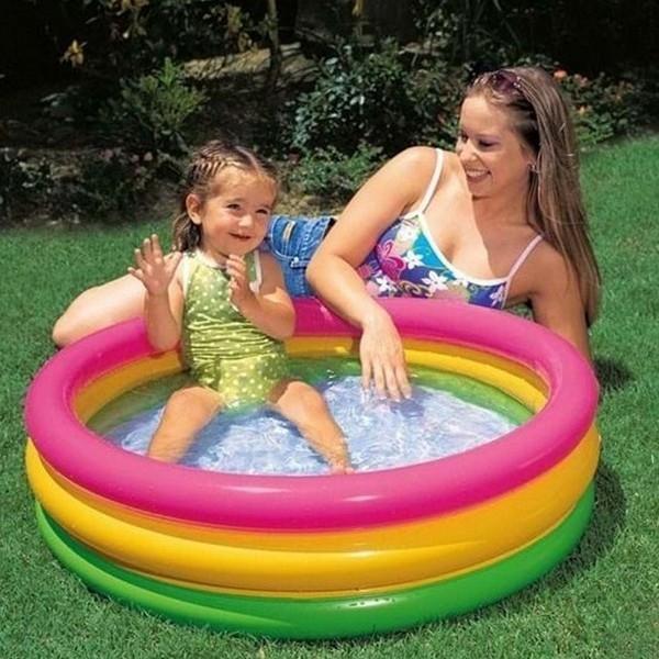 Pool för barn - Uppblåsbar