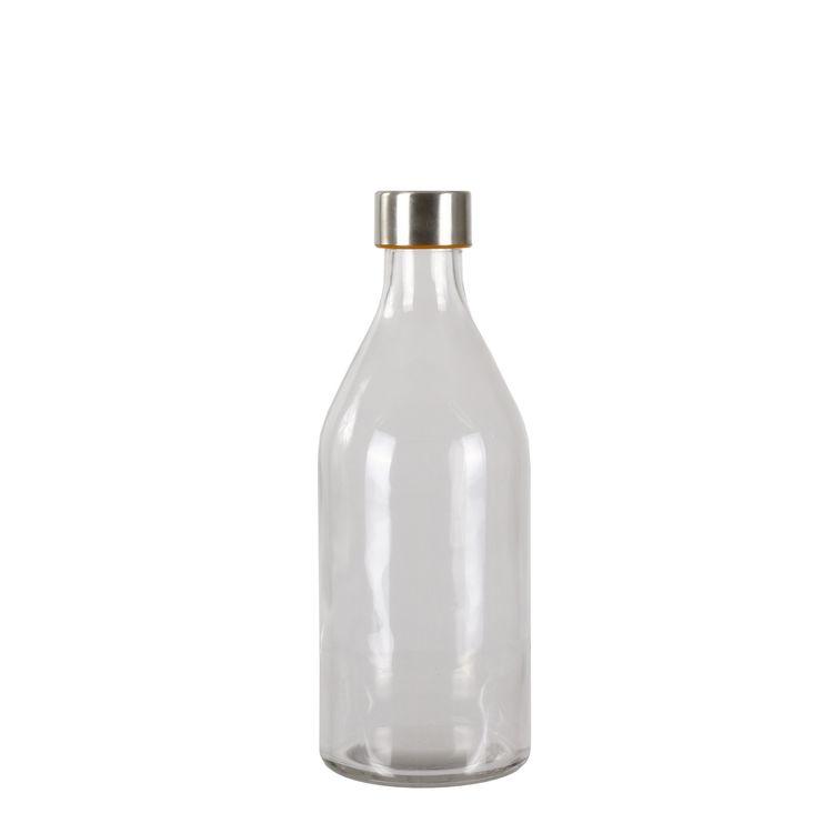 Glasflaska Törstig