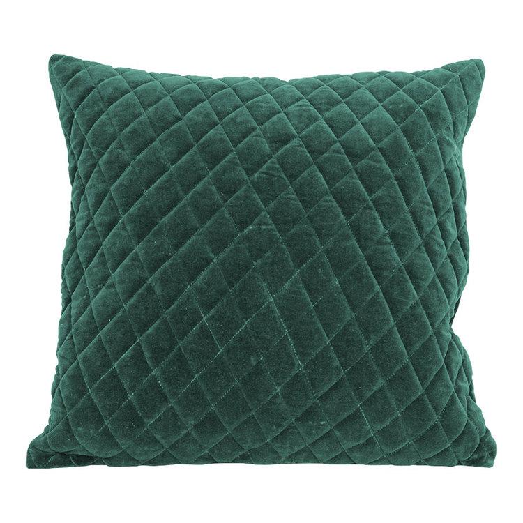 Kuddfodral Sammet Grön - 50x50cm