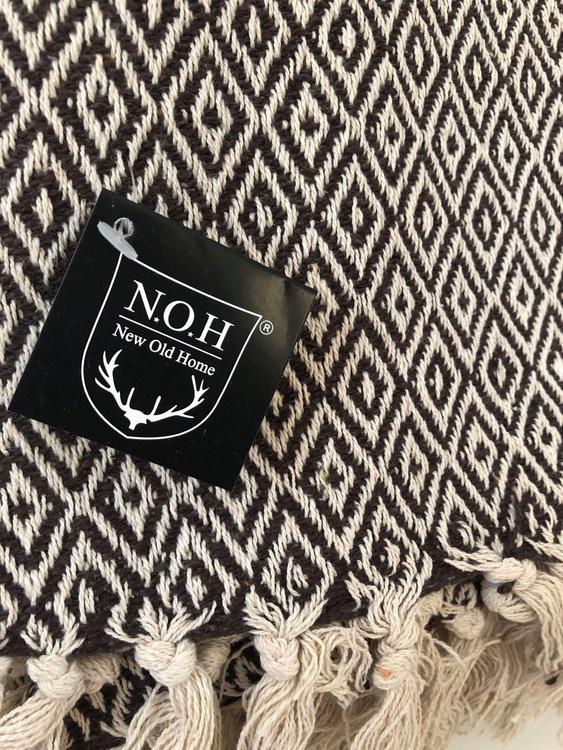 Pläd Smashing N.O.H - Natur