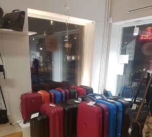 Resväskor från Delsey