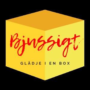 Bjussigt.se - Personliga hälsningar i en box