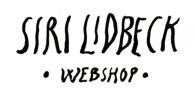 Siri Lidbeck webshop