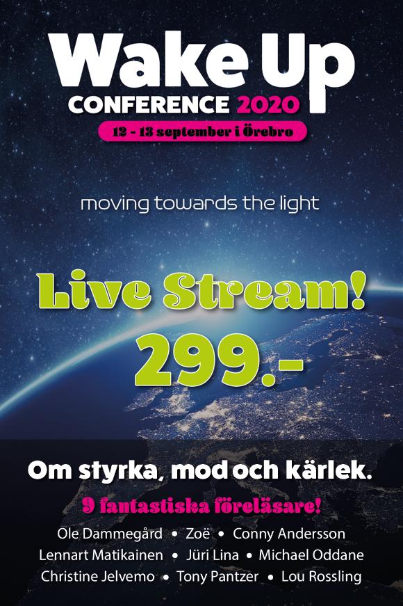 Boka Live Stream biljett här